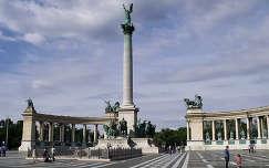 Magyarország, Budapest, Hősök tere