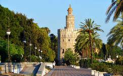SEVILLA, SPAIN,  Torre del Oro