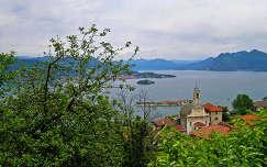 Maggiore-tó, Olaszország