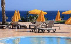 Pihenőhely, Lanzarote, Kanári-szigetek