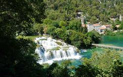 Krka nemzeti park