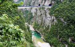 Píva kanyon-Montenegro