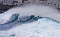 Elsöprő lendület, Lanzarote, Kanári-szigetek