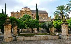 Cordoba, EL JARDIN DE LAS Naranjas - LA Mesquita