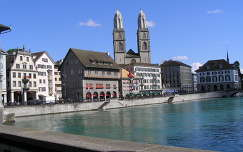 Zürich, Svájc