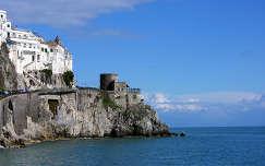 Positano, Amalfi part, Dél-Olaszország