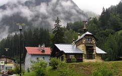 Tirol,Flirsch ,Ausztria