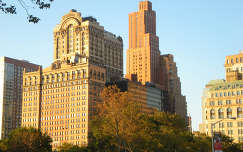 Épületek - felhőkarcolók (USA - New York)