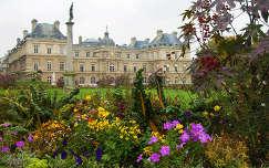 Luxembourg-kert, Párizs, Franciaország