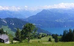 Rigi Scheidegg, Svájc