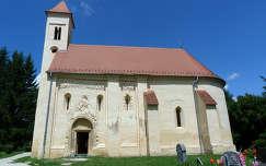 Őriszentpéter Árpád-kori templom