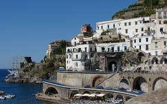 Amalfi part Olaszország