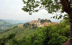 Montecatini, Toszkána, Olaszország