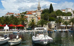 Horvátország, Brac - Splitska