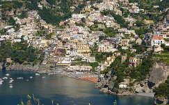 Positano Olaszország Amalfi part