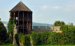 Siklósi Vár - Őrtorony