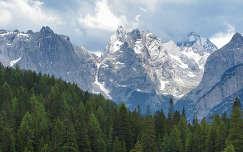 Dolomitok Olaszország
