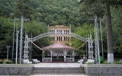 Herkulesfürdő,Sissy palotája,Erdély, Románia