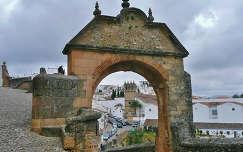 Ronda, Arco de Felipe V