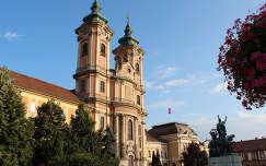 Magyarország, Eger, Dobó tér, minorita templom