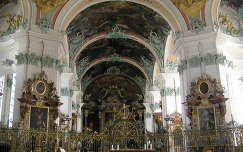 St.Gallen katedrálisa, Svájc