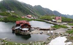 Erdély, Kárpátok, Transfogaras, Bilea tó