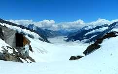 Jungfraujoch-Eismeer