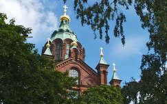Helsinki, ortodox templom