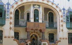 Szabadka,a magyar szecessziós Reichle palota,Szerbia