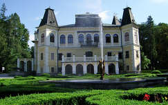 Betlér, Felvidék, Szlovákia, Betléri kastély, Andrássy kastély, kastélyok