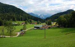 Berchtesgadeni Alpok - Hintergern