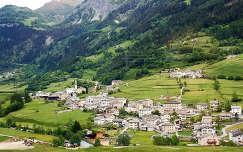 Poschiavo, Svájc, Alpok