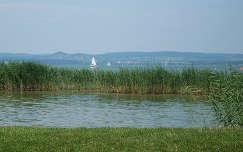 Magyarország, Balatonszemes, szabad strand