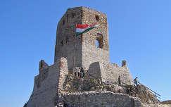 Cseszneki vár, Magyarország