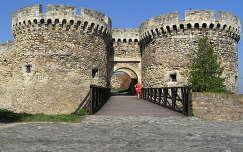 Nándorfehérvári vár,Kalemegdan,Belgrád, Szerbia