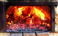 kemence, tűz