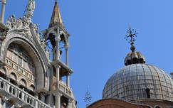 Szent Márk bazilika Velencében