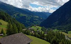 Heiligenblut-i látkép, Ausztria