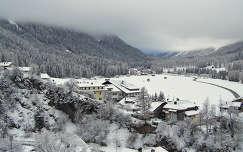 Sexten (Sesto), Dél-Tirol.