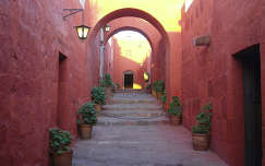 Szent Katalin kolostor - Arequipa, Peru