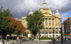 Budapest,Deák tér