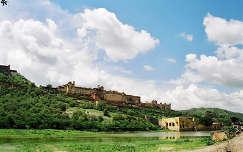 Amber erőd, India