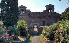 Porta Asinaria, Róma