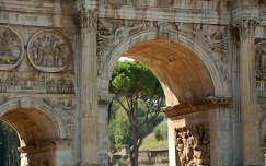 Constantinus diadalíve, Forum Romanum, Róma
