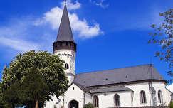 Gyöngyöspatai templom