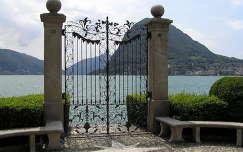 Lugano és a Salvatore hegy,Svájc