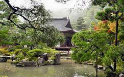 Ginkakuji templom, Kiotó, Japán
