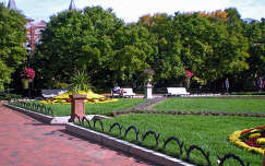 Washington D.C. Botanikus Kert