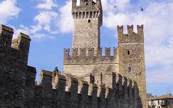 Castello Sirmione-Sirmione Italia