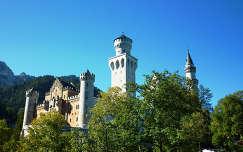 Neuschwanstein kastély  Németország